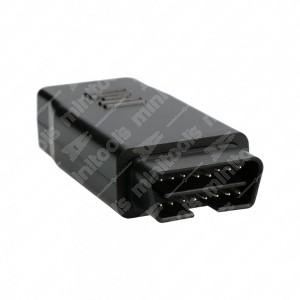 OBD2 male diagnostic connector
