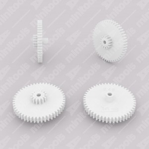 Gear (48 external - 14 internal teeth) for Mercedes R107 instrument clusters