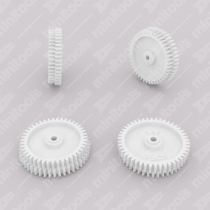 Gear (46 external - 43 internal teeth) for Mercedes W126 and R107 instrument clusters