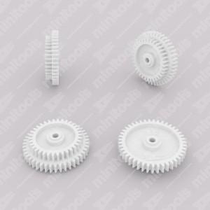 Gear (43 external - 34 internal teeth) for Mercedes R107 instrument clusters