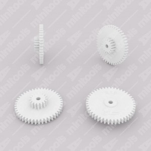 Gear (44 external - 16 internal teeth) for BMW K75 and K100 motorcycles dashboards