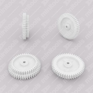 Gear (47 external - 40 internal teeth) for Mercedes W112 and W198 instrument clusters
