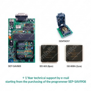 Kit for MCU 908 programming