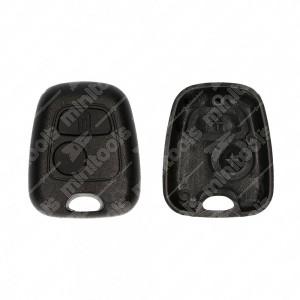0 Cover adattabile chiavi auto (completa di tasti) - 35,9x43,8mm