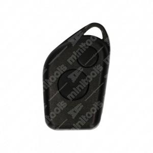 0 Cover adattabile chiavi auto (completa di tasti) - 31,7x50,7mm