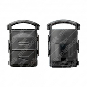 0 Cover adattabile chiavi auto (completa di tasti) - 30,25x43mm