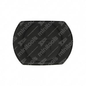 0 Gommino adattabile chiavi auto - 36,7x27,7mm