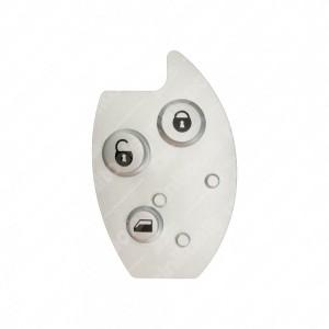 0 Gommino adattabile chiavi auto - 38,5x60,5mm